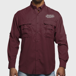 SQ-21 L/S Fishing Shirt