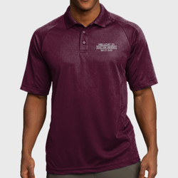 SQ-21 Dad Dri-Mesh Polo