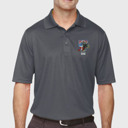 SQ-21 Dad Performance Polo