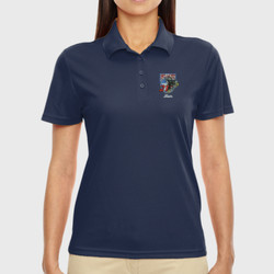 SQ-21 Mom Performance Polo