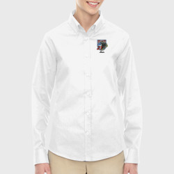 SQ-21 Mom LS Twill Shirt