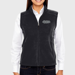 SQ-21 Ladies Fleece Vest