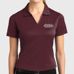 SQ-21 Ladies Dri-Mesh Polo